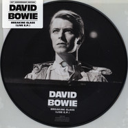 David Bowie - Breaking Glass EP 40th Anniversary Picture Disc Edition