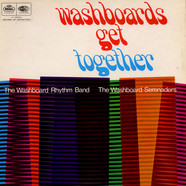 Washboard Rhythm Band / The Washboard Serenaders - Washboards Get Together