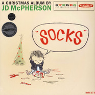 JD McPherson - Socks Colored Vinyl Edition