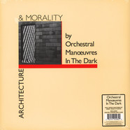 Orchestral Manoeuvres In The Dark aka OMD - Architecture & Morality Half Speed Mastered Vinyl Edition