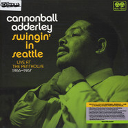 Cannonball Adderley - Swingin In Seattle: Live At The Penthouse