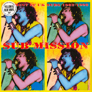 UK Subs - Sub Mission: The Best Of UK Subs 1982-1998 Yellow & Blue Vinyl Edition