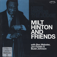 Milt Hinton - Here Swings The Judge