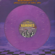 Ramones - Gimme Shock Treatment Purple Vinyl Edition