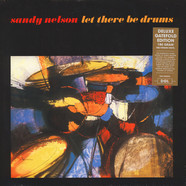 Sandy Nelson - Let There Be Drums Gatefold Sleeve Edition