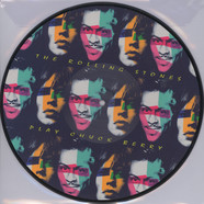 Rolling Stones, The - Play Chuck Berry Picture Disc Edition