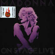 Madonna - On Stage Live (Dallas, 1990 & Tokyo, 1993)