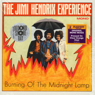 Jimi Hendrix Experience, The - Burning Of The Midnight Lamp (Mono EP)