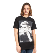 David Bowie - Smoking Photo T-Shirt
