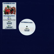 Kutmasta Kurt - Unreleased Remixes Volume 1 Handnumbered