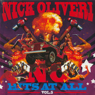 Nick Oliveri - N.O. Hits At All Volume 5 Black Vinyl Edition