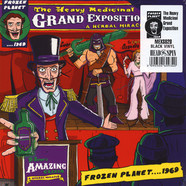 Frozen Planet 1969 - The Heavy Medicinal Grand Exposition: A Herbal Miracle Black Vinyl Edition