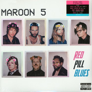 Maroon 5 - Red Pill Blues Colored Vinyl Edition