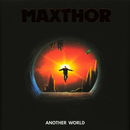 Maxthor - Another World Orange & Black Swirl Effect Colored Vinyl Edition