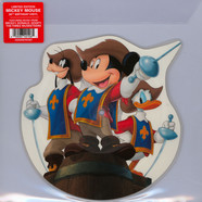 V.A. - OST Mickey Mouse: All For One And One For All (The Three Musketeers) Limited Picture Disc Edition