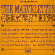 Marvelettes, The - Greatest Hits