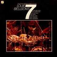 Louis Bellson - Louie Bellson's 7 - Live At The Concord Summer Festival