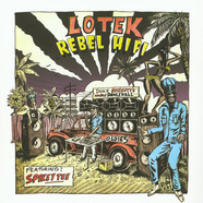 Lotek - Rebel Hifi Feat. Spieky Tee Limited Gold Vinyl Edition