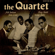 Modern Jazz Quartet, The - The Quartet