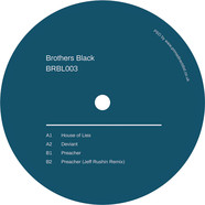 Brothers Black - Brbl003