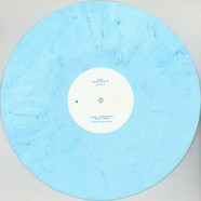 Romar - Chasing Dreams EP Blue White Marbled Vinyl Edition