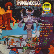 Funkadelic - Standing On The Verge Of Getting It On Golden Vinyl Edition