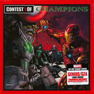 GZA - Liquid Swords Marvel Edition