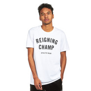 Reigning Champ - Gym Logo T-Shirt