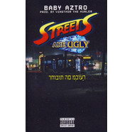 Baby Aztro & Vingthor The Hurler - Streets Are Ugly Silver Metallic Tape Edition
