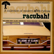 V.A. - Racubah! - A Collection Of Modern Afro Rhythms