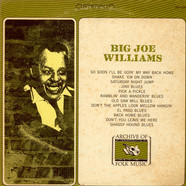 Big Joe Williams - Big Joe Williams