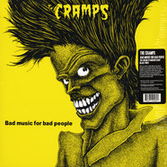 Cramps, The - Bad Music For Bad People