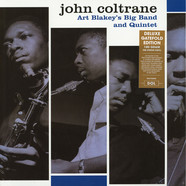 John Coltrane - Art Blakey's Big Band And Quintet Gatefold Sleeve Edition