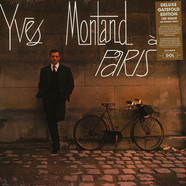 Yves Montand - A Paris Gatefold Sleeve Edition