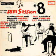 V.A. - Norman Granz' Jam Session #8