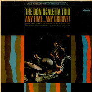 The Don Scaletta Trio - Any Time... Any Groove!