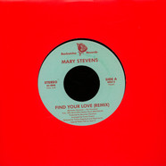 Mary Stevens - Find Your Love Remix / Original