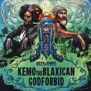 Kemo The Blaxican Of Delinquent Habits - Ugly At Times Coke Bottle Green Vinyl