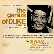 Duke Ellington - Social Security Presents: The Genius Of Duke (A Tribute To Duke Ellington)