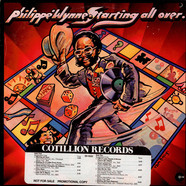 Philippe Wynne - Starting All Over