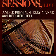 André Previn, Shelly Manne, Red Mitchell - Sessions, Live