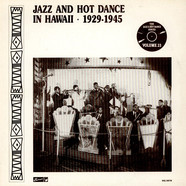 V.A. - Jazz And Hot Dance In Hawaii - 1929-1945