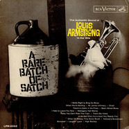 Louis Armstrong And His Orchestra - A Rare Batch Of Satch
