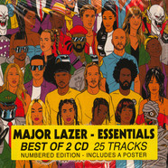 Major Lazer - Essentials Limited Edition