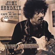 Jimi Hendrix - Live At Cafe Au Go Go New York 1968