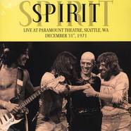 Spirit - Live At Paramount Theatre Seattle 1971