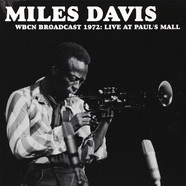 Miles Davis - WBCN Broadcast 1972 Live At Paul's Mall