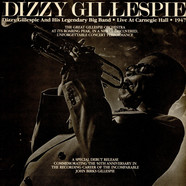 Dizzy Gillespie - Dizzy Gillespie and his Legendary Big Band Live at Carnegie Hall 1947