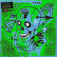 K.A.A.N. - Subtle Meditation Black With Pink Swirl Vinyl Edition