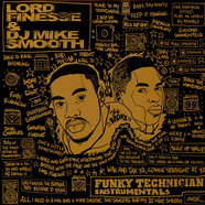 Lord Finesse & DJ Mike Smooth - Funky Technician Instrumentals